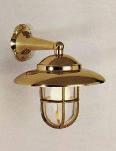 Cast Brass Nautical Lights