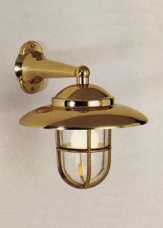 Cast Brass Nautical Lights