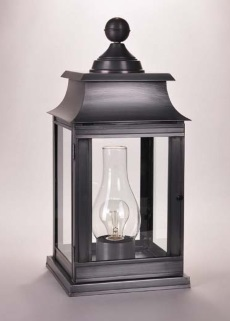 Pier Mounted Lanterns