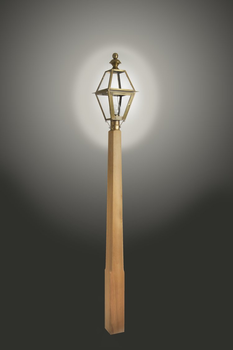 CCL1023 Mayo Post Lantern