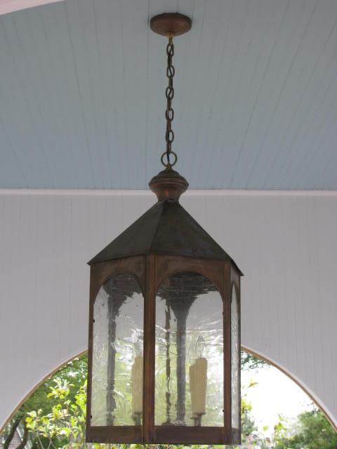 Hanging Keogh Gazebo Lantern