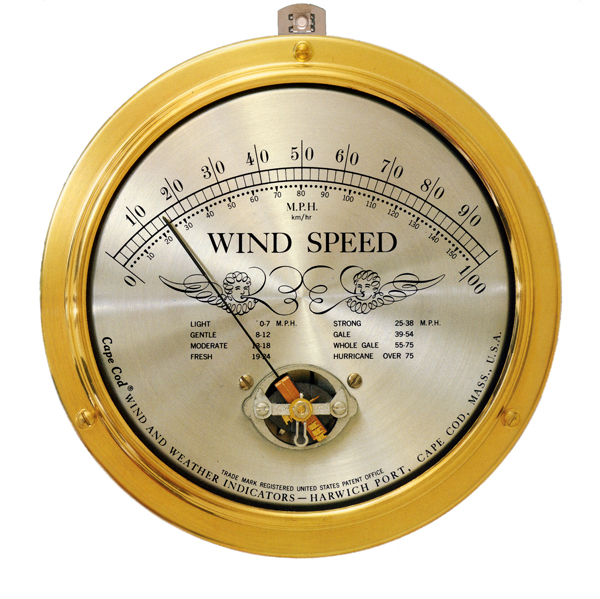 CCL Cape Cod Wind Speed Indicator