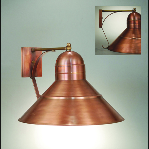 CCL3451 New England Barn Sconce - *X Large*
