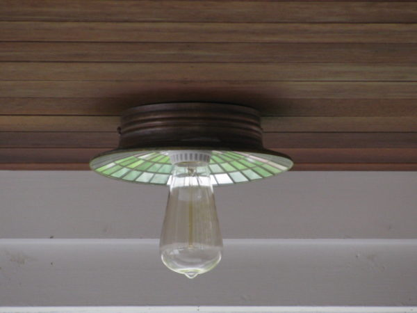 CCL1004 Plain Mirrored Ceiling Flush Mounted Light