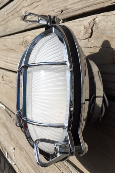CCL1102 Nautical Round Mariner Light
