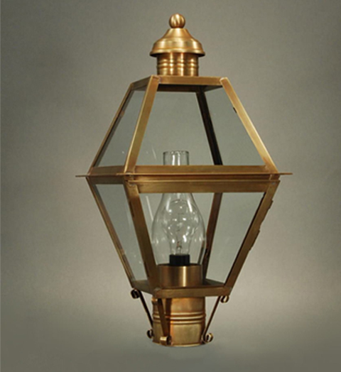 CCL1003 Small Boston Lamppost Lantern