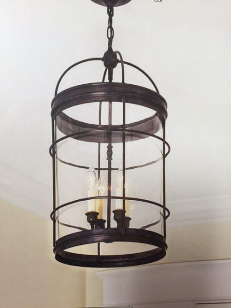 CCL3562 Hanging Foyer Lantern