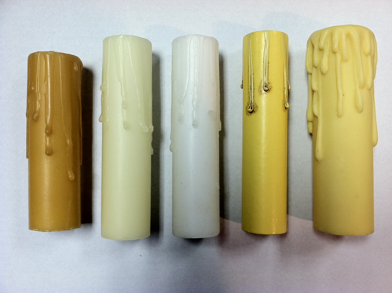 "CCL 4"" Candle Covers"