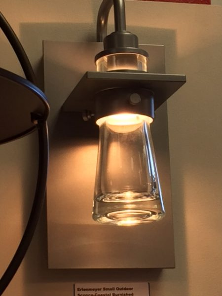 CCL Coastal Outdoor Erlenmeyer Small Sconce