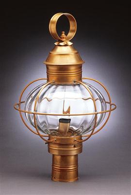 """CCL2543 10"""" Glass Onion Post Caged"""