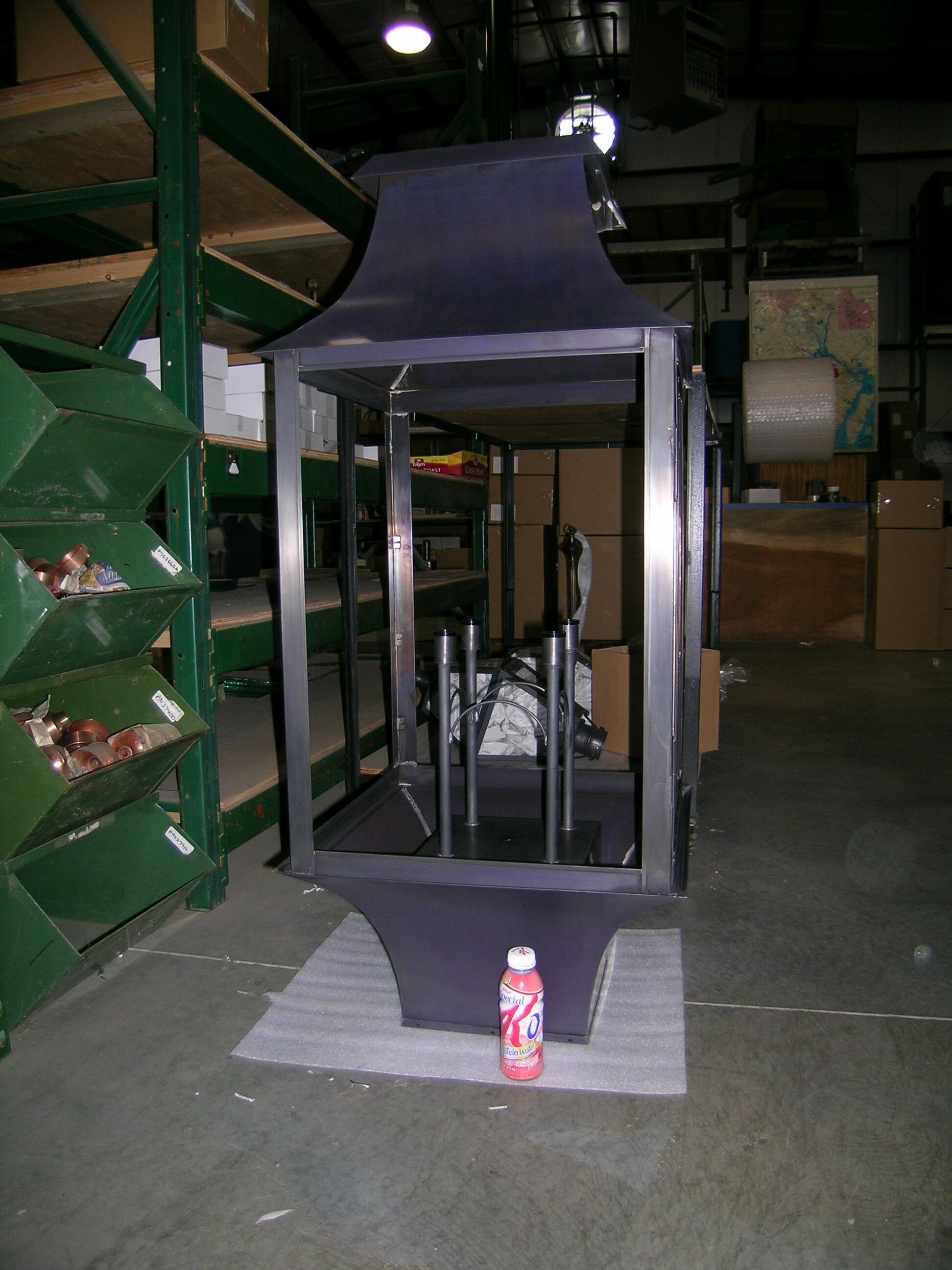 CCL5653 Concord Post Lantern