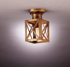 CCL5014 Williamsburg X-Bar Flush Lantern