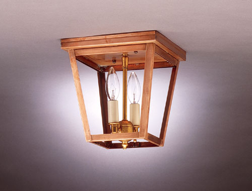 CCL7324 Boston Flush Lantern