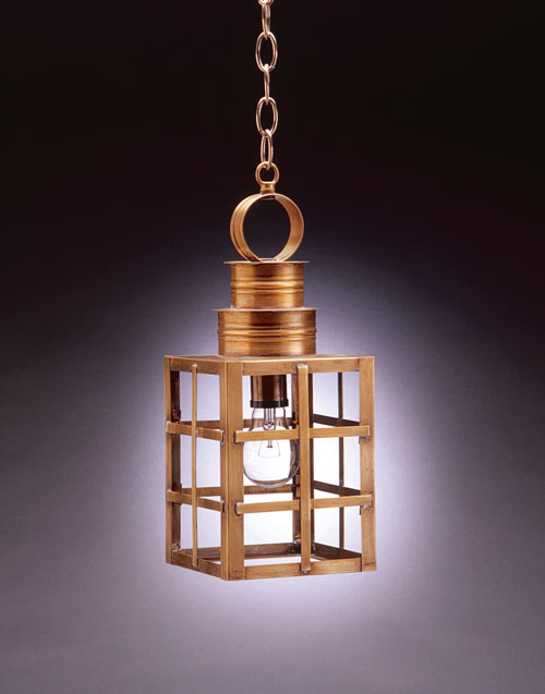 CCL5132 Williamsburg H-Bar Hanging Lantern