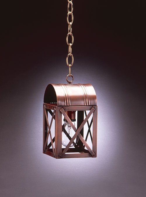 CCL6012 Brewster X-Bar Hanging Lantern