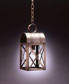 CCL6032 Brewster X-Bar Hanging Lantern