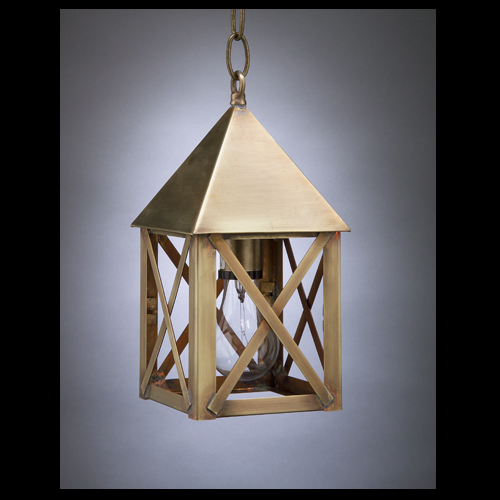 CCL7012 Farmer's X-Bar Hanging Lantern