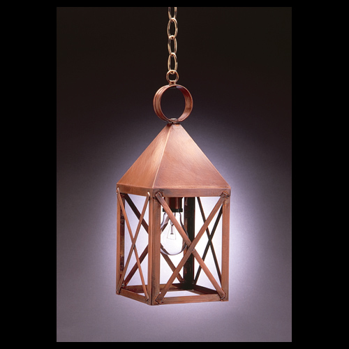 CCL7032 Farmer's X-Bar Hanging Lantern