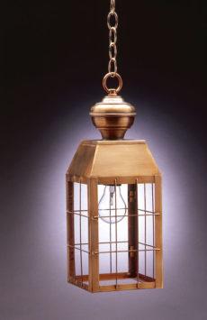 CCL8332 Cottage H-Rod Hanging Lantern