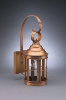 CCL3317 Small Nobska Light Wall Bracket Lantern
