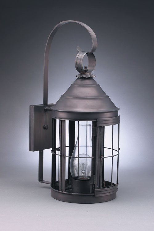 CCL3337 Medium Nobska Wall Lantern