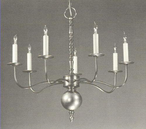 CCL601-7 Brass Chandelier