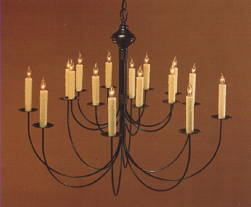 CCL802-16 Brass Chandelier