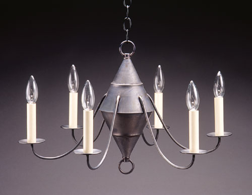 CCL910 Old Style Brass Chandelier