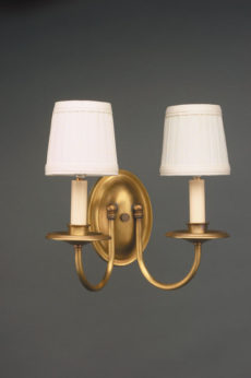 CCL118 Sconce with Lamp Shades