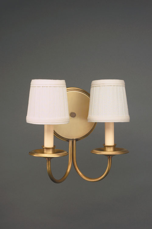 CCL142 Sconce with Lampshades