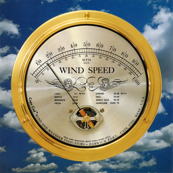 CCL Cape Cod Wind Speed Indicator