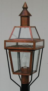 Sauerbrey 505 Post Lantern