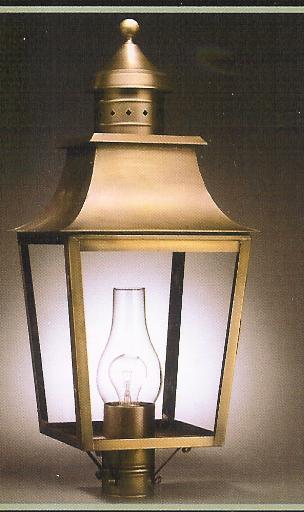 CCL5553 Post Lantern
