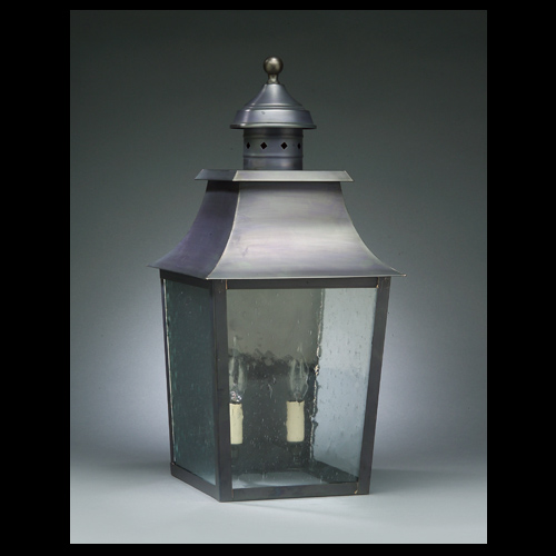 CCL5541 Two Candle Wall Lantern