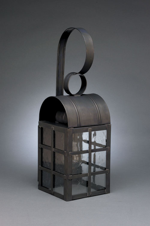 CCL6131 Brewster H-Bar Wall Lantern