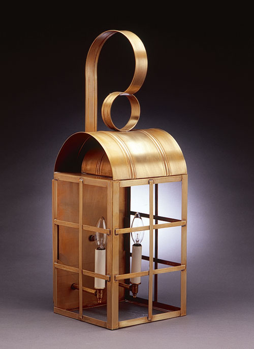 CCL6151 Brewster H-Bar Wall Lantern
