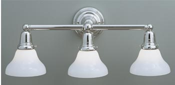 CCLNWL8126 Coventry 3 Light Bath Sconce