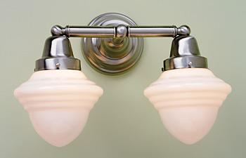 CCLNWL8202 Bradford 2-Light Bath Sconce