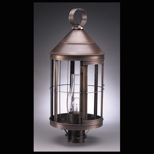CCL3353 Large Nobska Post Lantern