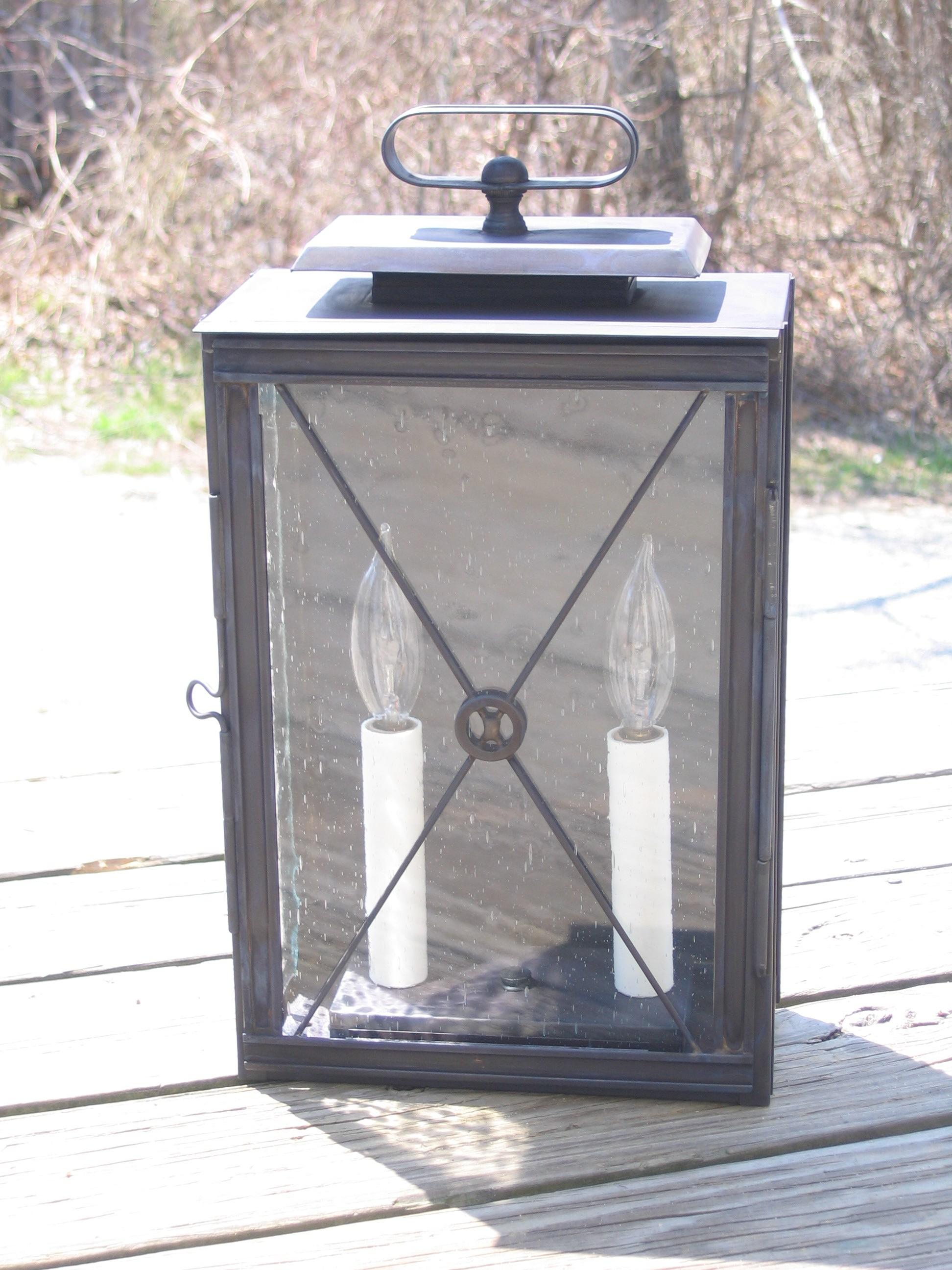CCLW408 Warwick Wall Lantern