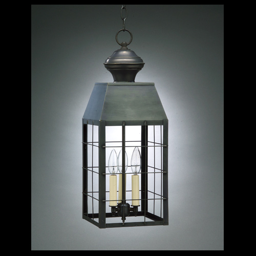 CCL8352 Cottage H-Rod Hanging Lantern