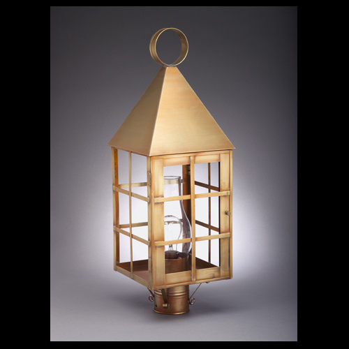 CCL7153 Farmer's H-Bar Post Lantern