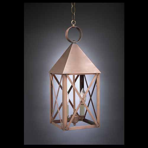 CCL7042 Farmer's X-Bar Hanging Lantern