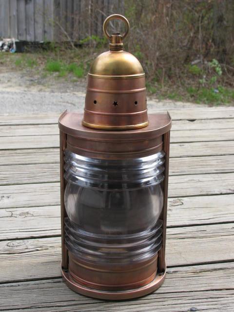 Cape Cod Masthead Lantern