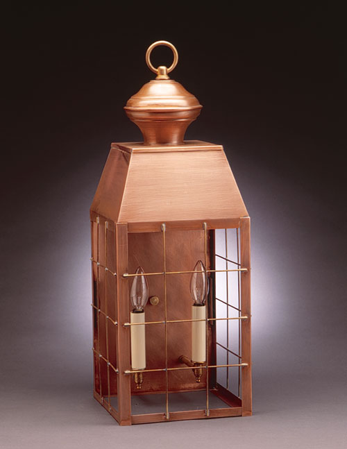 CCL8351 Cottage H-Rod Wall Lantern