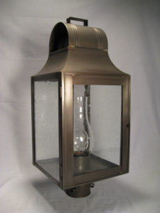 CCL9053 Old Harbor Post Lantern