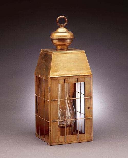 CCL8341 Cottage H-Rod Wall Lantern
