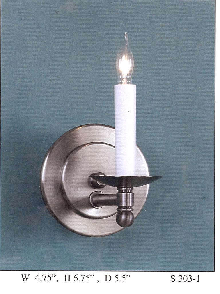 CCL303-1 Ashland Sconce