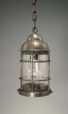 CCL3512 Lighthouse Hanging Glass Cylinder Light