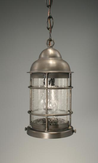 CCL3512 Lighthouse Hanging Glass Cylinder Light